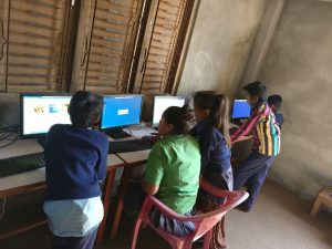 Computer Labs for Schools in Nepal | Free Volunteering Nepal
