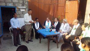Succeful Volunteering in Kathmandu